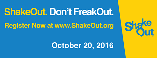 shakeout 2016
